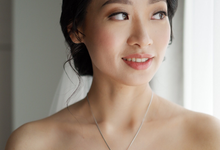 Flawless Makeup Bride - Freycia by Velovelicea Makeup Artist