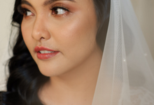 Flawless Makeup for Bride Gaia by Velovelicea Makeup Artist