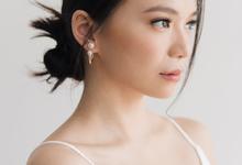 Flawless makeup for Adeline Jono by Velovelicea Makeup Artist