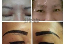eyebrow embroidery by cillo galery