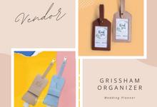 Wedding Planner by Grissham Organizer