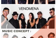 venomena entertainment service by Venomena