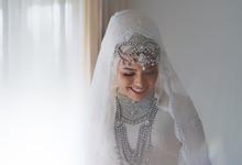 wedding Nina & Zaki 3/04/2021 by Venomena