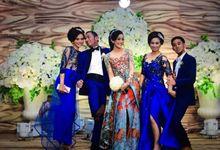 Maximillian & Desy Wedding by Ventlee Groom Centre