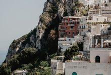 Capri Wedding by Vera Weddings