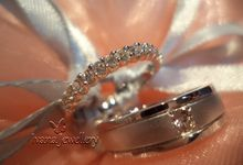 Jewellery Customade Wedding Ring by Ivana Jewellery