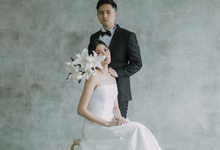 Giovanni & Natasha Pre-Wedding by VÉRE /studio - bespoke gown and makeup specialist