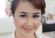 Engagement Idayu by Verena Makeup Artist