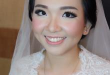 Wedding Angelia by Verena Makeup Artist