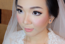 Wedding Angelia by Verena Makeup Artist
