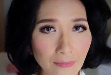 Mom of Bride&Groom by Verena Makeup Artist