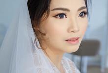 Bride Ms Santa by Verena Makeup Artist