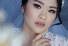 Bride Ms Evelyn by Verena Makeup Artist