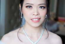 Bride Ms Erica by Verena Makeup Artist