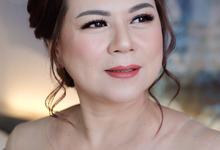 Mom of Groom 27 Mar by Verena Makeup Artist
