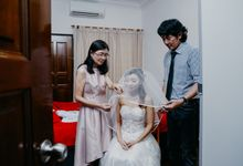 Verleen & Alan Wedding Day by Maison Superb