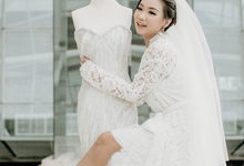 Ms Tino & Mrs Tino wed-day by Vermount Photoworks