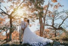 Overseas Pre-wedding by Verona Bridal