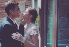 Local Pre-wedding by Verona Bridal