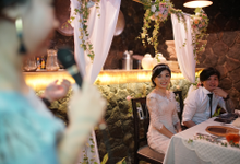 Extraordinary Day of Andrean & Jessyca by VERVE PLANNER & ORGANIZER