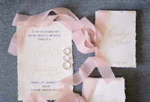 Extraordinary Day of Endy & Jennifer by VERVE PLANNER & ORGANIZER