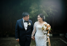 Extraordinary Day of Jerry & Prima by VERVE PLANNER & ORGANIZER