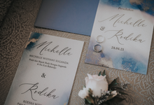Extraordinary Day of Rodika & Michelle by VERVE PLANNER & ORGANIZER