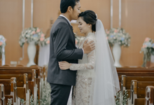 Holy Matrimony Daniel & Ella by VERVE PLANNER & ORGANIZER