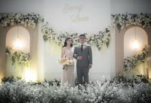 Extraordinary Day of Gerry & Livia by VERVE PLANNER & ORGANIZER