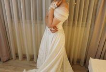 Romantic Wedding of Maharista & Conel by Vintageopera Slashwedding