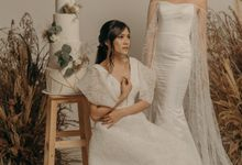 ETHERE WEDDING COLLECTION by VEZZO STUDIO by Christie Basil