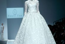 Premium Wedding Gown Design by Tracy Bridal House