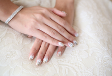 Bride Nails by VH Nails