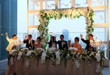 Wedding Of Agus & Melinna by La'SEINE Function Hall