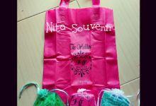 Souvenir Tas Godybag by Nita Souvenir