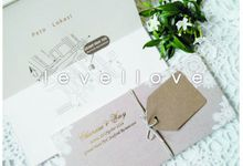 Pretty With Lace Motifs by Levellove Card