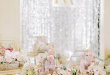 Engagement - Rezky & Natasha by State Photography
