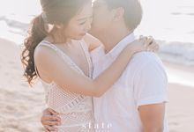 PREWEDDING - ELIYAZER & KARTIKA by State Photography
