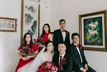 Wedding - David & Yenny Part 01 by State Photography