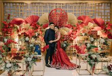 Engagement of Yosua & Sabrina by FROST Event Designer