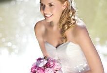 bridal gowns by Pretty In White