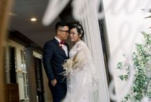 Victor & Jenny Wedding Day by Filia Pictures
