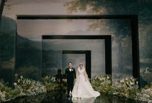 Wedding Receiption - Billy & Suci by State Photography