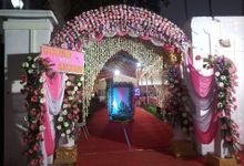 A Traditional Bengali Wedding by Vicky Gardens