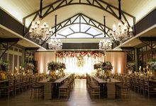 Victor and Nadia : An Engagement Dinner at Suasana, Jakarta by Fernand Chrisgerald