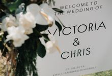 Vic & Chris by Q Events Bali