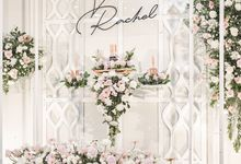 The Wedding of Victor and Rachel by Elior Design