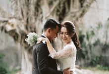 Karen & Erich (Wedding Gown)  by Vicuna