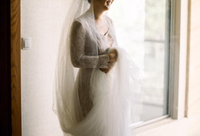 Aktalisa & Gideon (Bride's ROBE) by Vicuna