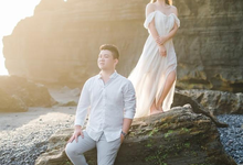 Cherrie & Ario (Prewedding gown) by Vicuna